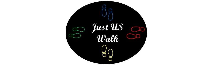 Just US Walk Logo white space bottom 900